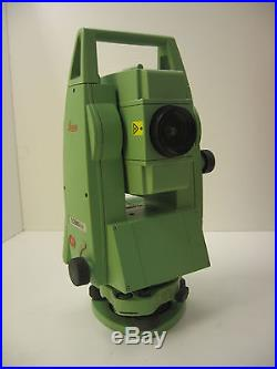 Leica Tcr805 5 Total Station Only, For Surveying, One Month Warranty