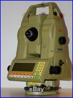 Leica Total Station TCA2003 0.5 Calibrated Free Shipping