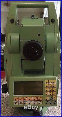 Leica Total Station TCRA1101 Plus