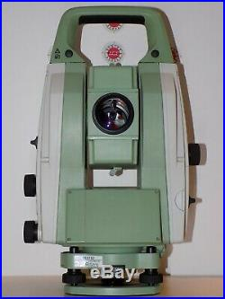 Leica Total Station TM30 1 Calibrated Free Shipping Worldwide