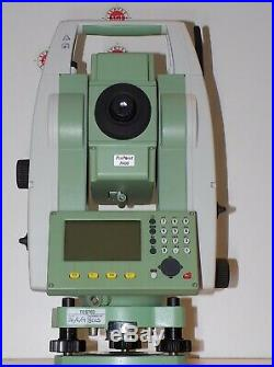 Leica Total Station TS06 Power R400 Calibrated Free Shipping Worldwide