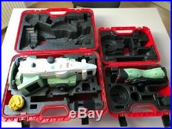 Leica Totalstation TS15i 5 R1000 Imaging mit CS15 und RH15, Robotik-Set