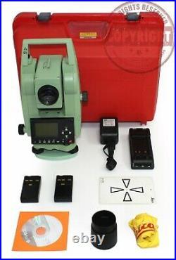 Leica Trc305 Prismless Surveying Total Station, Trimble, Sokkia, Nikon, Topcon