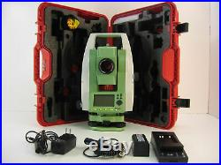 Leica Ts02 3 R1000 Total Station, For Surveying, One Month Warranty