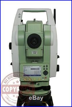 Leica Ts02 Ultra R1000, 3 Prismless Surveying Total Station, Trimble, Topcon