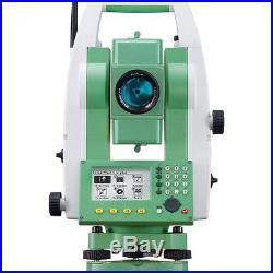 Leica Ts06 Plus 7 R500 Total Station For Surveying 1 Month Warranty