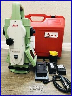 Leica Viva TS11 R1000 3'' Long Range Reflectorless Total Station, Surveying