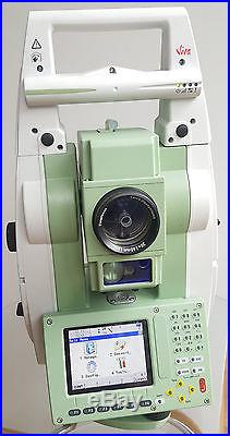 Leica Viva TS12 7 R400 Robotic Total Station