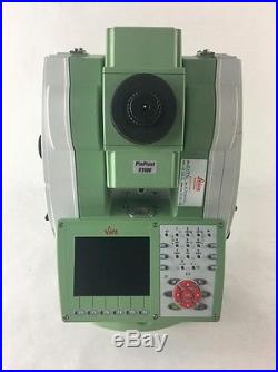 Leica Viva TS15 Total Station Survey Construction Reflectorless Powersearch 3R
