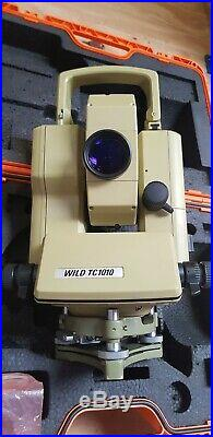 Leica Wild TC1010 Total Station