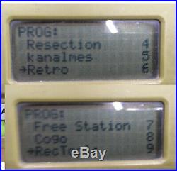 Leica Wild TC1610 Totalstation Vermessungsgerät Theodolit Station Vermessung