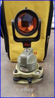Leica original Half Traverse Kit. GZR2 GDF22 for Total Station