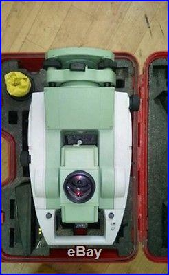 Leica total station 1205 R400 + receiver