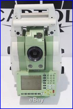 Leica total station TCRP1205 R300 With RH1200 Radio TCRP 1205
