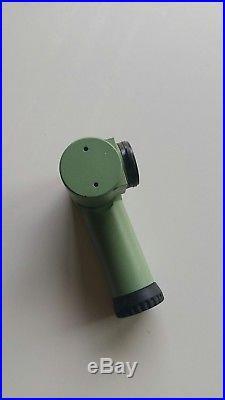 Leica total station diagonal eyepiece