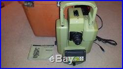 Leica wild heerbrugg TC1000 Total Station theodolite only. Calibrated