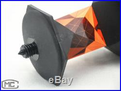 NEW 360 DEGREE PRISM WITH 5/8x11 THREAD FOR LEICA TOTAL STATION REPLACE GRZ122