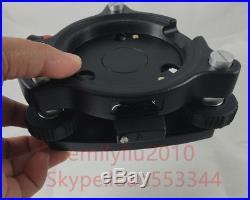 NEW Black Laser Tribrach for Leica Topcon Sokkia Trimble Nikon Total Station GPS