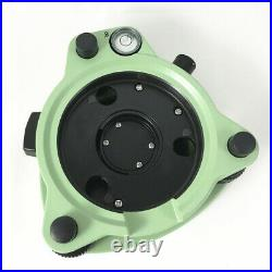 NEW Green GDF322 Tribrach With Optical Plummet For Leica Total Station