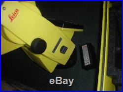 NEW LEICA iCON Builder 60 Construction Total Station Surveying Builder60