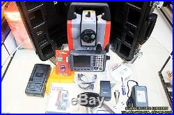 New Pentax W-822nx Accuracy 2 Leica Total Station Surveying Instrument