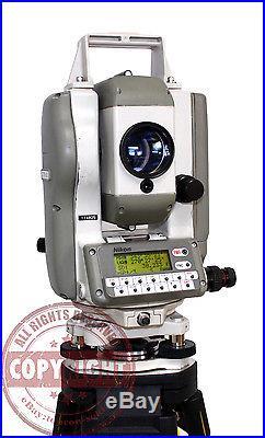 Nikon Dtm-420 Total Station, Surveying, Sokkia, Trimble, Topcon