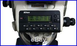 Nikon Dtm A-20lg Total Station, Trimble, Topcon, Sokkia, Leica, Seco