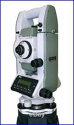 Nikon Dtm A-5lg Total Station, Trimble, Leica, Topcon, Sokkia