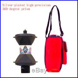 New 360 Degree Reflective Prism Set for Leica ATR Total-station. Replaces GRZ4