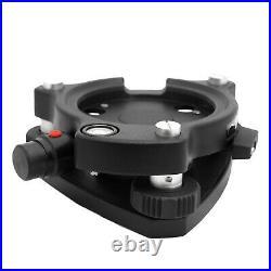 New Leter Laser Black Tribrach for Total Station GPS Topcon Sokkia Trimble Leica