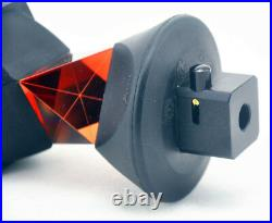 New Model 360 Degree Reflective Prism For Leica Total Stations replace GRZ122