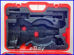New RED Hard Carrying CASE TS02, TS06, TS06 plus, TS09 TOTAL STATION FOR LEICA
