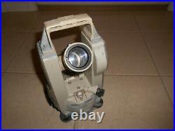 Nikon Ne 20s Digital Theodolite Leica Topcon Trimble Total Station
