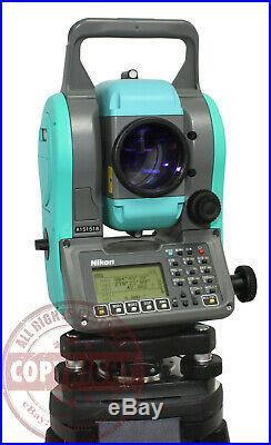Nikon Nivo 3. M Prismless Surveying Total Station, Topcon, Trimble, Sokkia, Leica, 3m