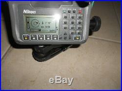 Nikon Nivo 3. M Total Station Topcon Trimble Leica Total Station