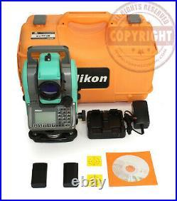 Nikon Nivo 5. M Prismless Surveying Total Station, Topcon, Trimble, Sokkia, Leica, 5m