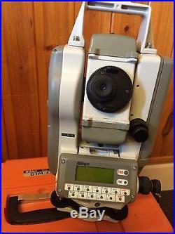 Nikon Total Station DTM 420. Work on leica sokkia topncon prism