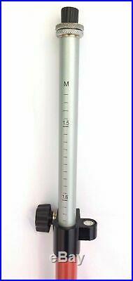 Prism Pole, For Surveying, Total Station, Sokkia, Topcon, Trimble, Leica