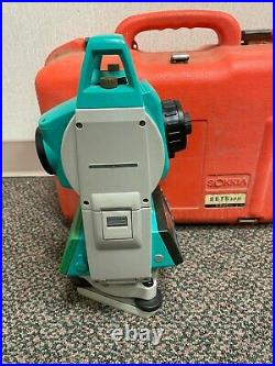 SOKKIA SET610 Total Station for Surveying being sold as-is untested for parts