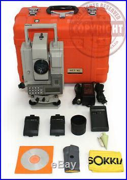 Sokkia Set-xl Surveying Total Station, Topcon, Trimble, Leica, Nikon, Transit, Lietz