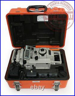 Sokkia Set2 Surveying Total Station, Topcon, Trimble, Leica, Nikon, Transit, Lietz