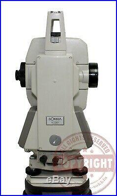 Sokkia Set2bii Surveying Total Station, Topcon, Trimble, Sokkia, Nikon, Transit, Leica