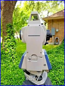 Sokkia Set3130R3 Reflectorless Conventional Survey Total Station Red-Tech II