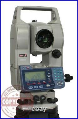 Sokkia Set3130r3 Prismless Surveying Total Station, Trimble, Leica, Nikon, Topcon