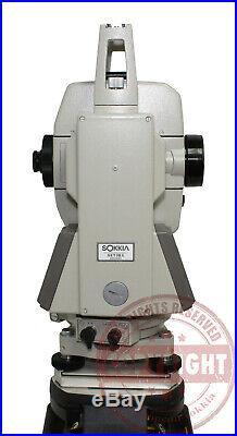 Sokkia Set3bii Surveying Total Station, Topcon, Trimble, Leica, Nikon, Transit, Lietz