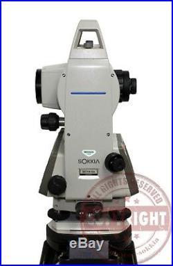 Sokkia Set4100 Surveying Total Station, Topcon, Trimble, Sokkia, Nikon, Transit, Leica