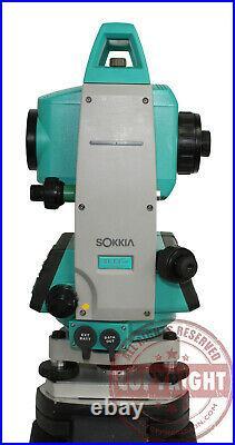 Sokkia Set510 Surveying Total Station, Topcon, Trimble, Leica, Nikon, Transit, Lietz