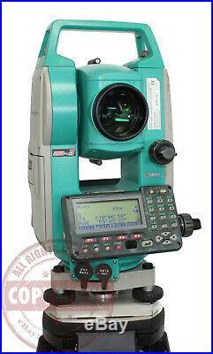 Sokkia Set530rk3 Prismless Surveying Total Station, Topcon, Trimble, Leica, Nikon