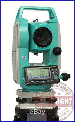 Sokkia Set610 Surveying Total Station Package, Topcon, Trimble, Leica, Nikon, Transit