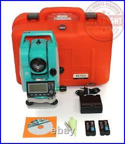 Sokkia Set610 Surveying Total Station, Topcon, Trimble, Leica, Nikon, Transit